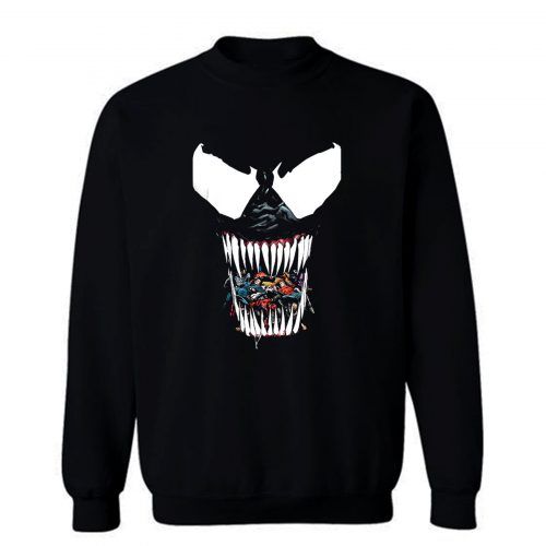 Venom Symbiote Sweatshirt