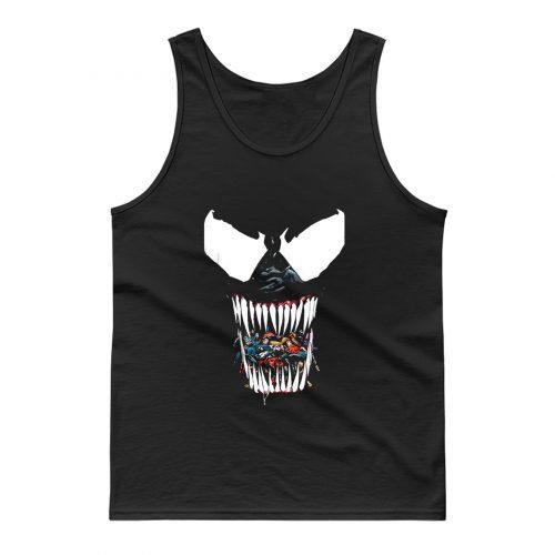 Venom Symbiote Tank Top