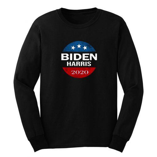 Vote Biden Harris 2020 Democratic Campaign Election Long Sleeve