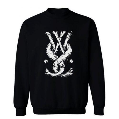 While She Sleeps Sweatshirt
