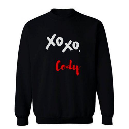 Xoxo Cody Sweatshirt