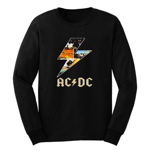 Acdc Acdc Thunder Long Sleeve