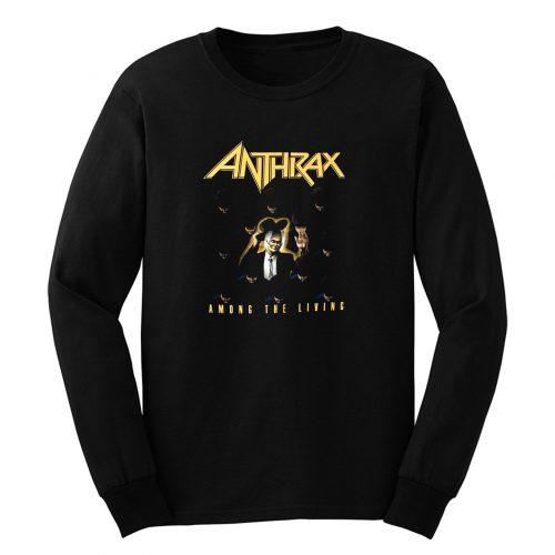 Anthrax Among The Living Long Sleeve