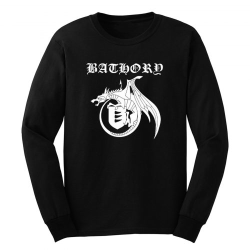 Bathory Heavy Metal Long Sleeve