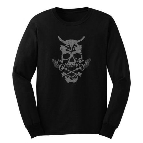 Black Veil Brides Skull Long Sleeve