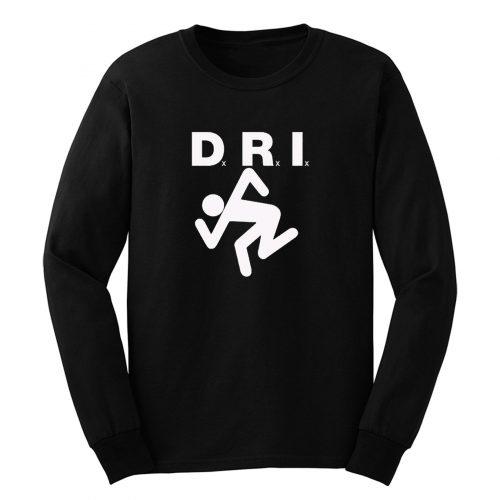 D.R.I Long Sleeve