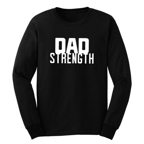 Dad Workout Long Sleeve