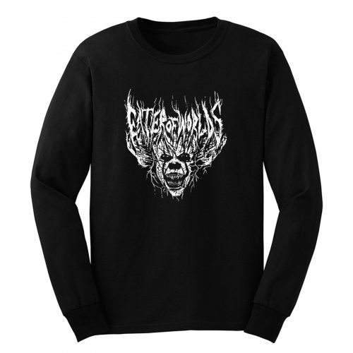 Death Metal Clown Long Sleeve