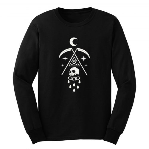 Death Reaper Occult Long Sleeve