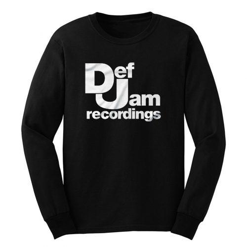 Def Jam Recordings Long Sleeve
