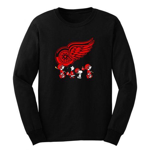 Detroit Red Wings Long Sleeve