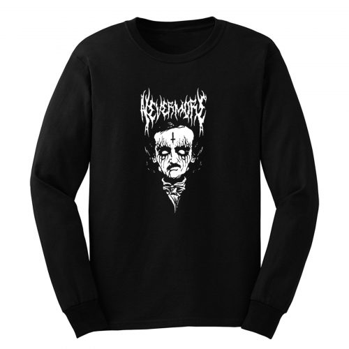 Goth Metal Long Sleeve