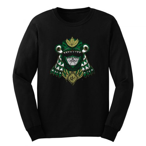Green Shogun Ranger Long Sleeve