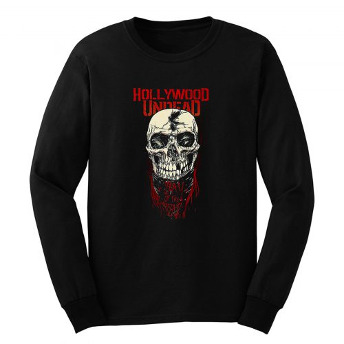 Hollywood Undead Day Of The Dead Art Long Sleeve