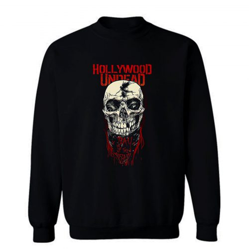 Hollywood Undead Day Of The Dead Art Sweatshirt
