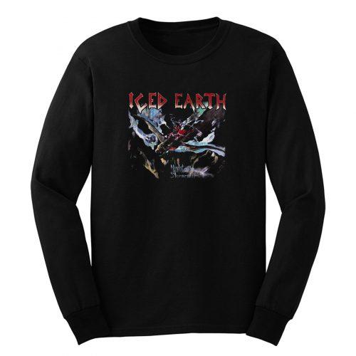Iced Earth Night Of The Stormrider Long Sleeve