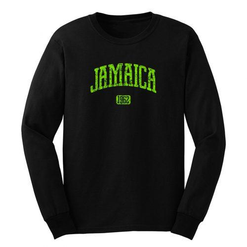 Jamaica 1962 Long Sleeve