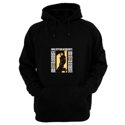 Joan Jett The Blackhearts Up Your Alley 1988 Hoodie