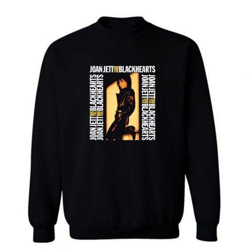 Joan Jett The Blackhearts Up Your Alley 1988 Sweatshirt