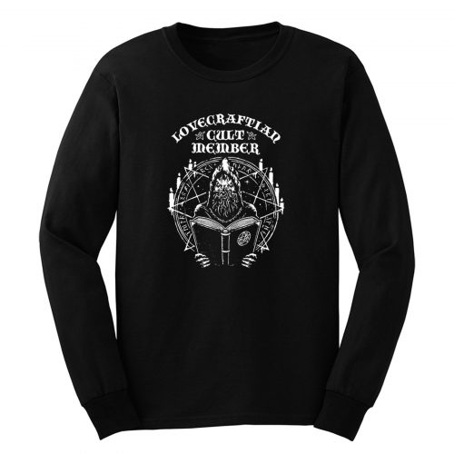 Join The Cult Long Sleeve