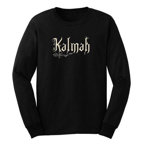 Kalmah Melodic Death Metal Long Sleeve
