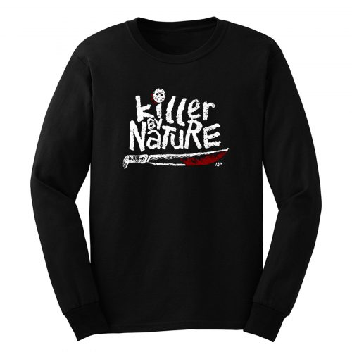 Killer By Nature Long Sleeve
