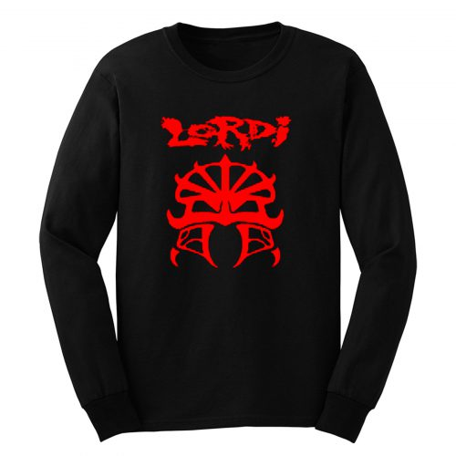 Lordi Hard Rock Band Legend Long Sleeve