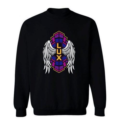 Lucifer Tv Series Lux Nightclub Sweatshirt