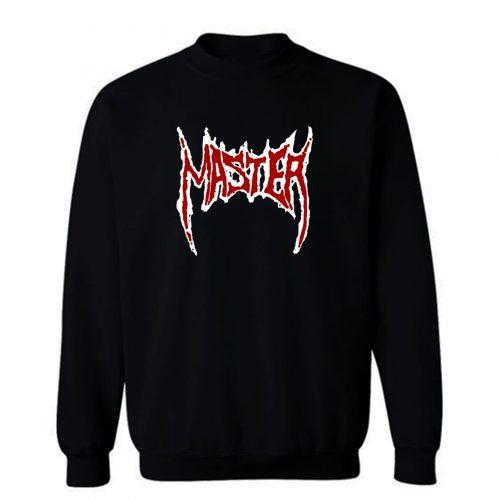 Master Death Metal Sweatshirt