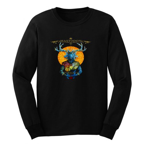 Mastodon Blood Mountain Metal Long Sleeve
