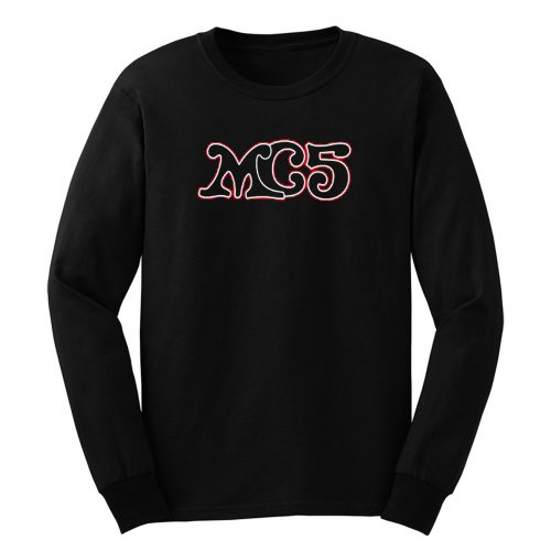 Mc5 70s American Rock Long Sleeve