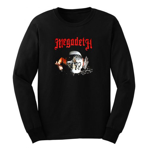Megadeth Killing Is My Business Long Sleeve