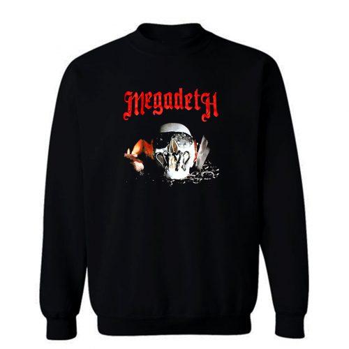 Megadeth Killing Is My Business Sweatshirt