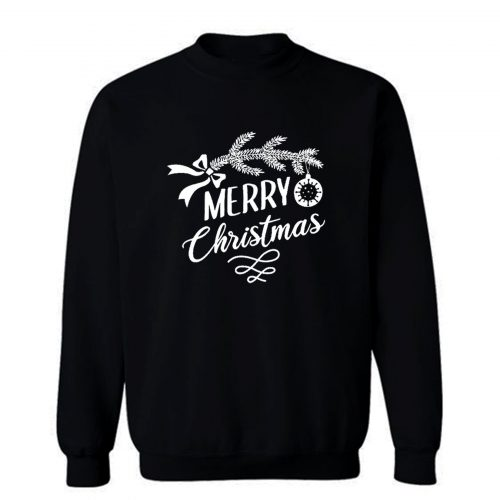 Merry Chrismas Sweatshirt