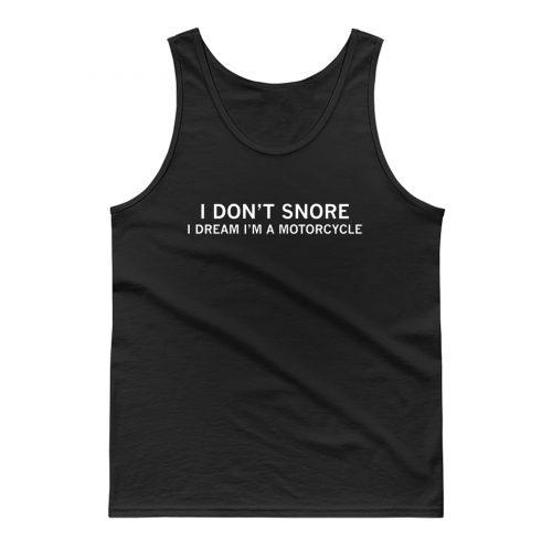 Motorcycle Father Day Tank Top