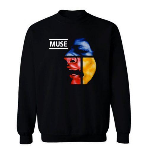 Muse English Rock Band Sweatshirt