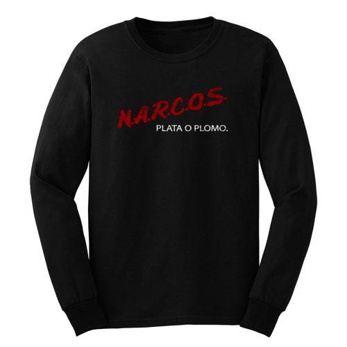 N.A.R.C.O.S. Long Sleeve