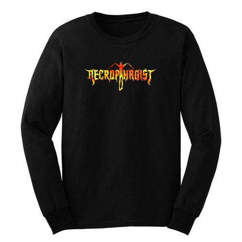 Necrophagist Death Metal Long Sleeve