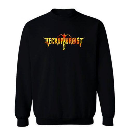 Necrophagist Death Metal Sweatshirt
