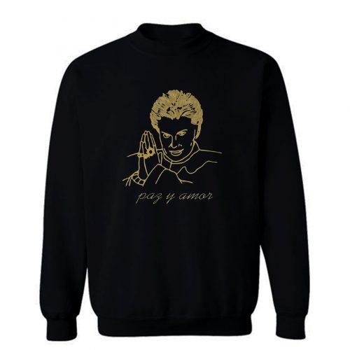 Paz Y Amor Sweatshirt