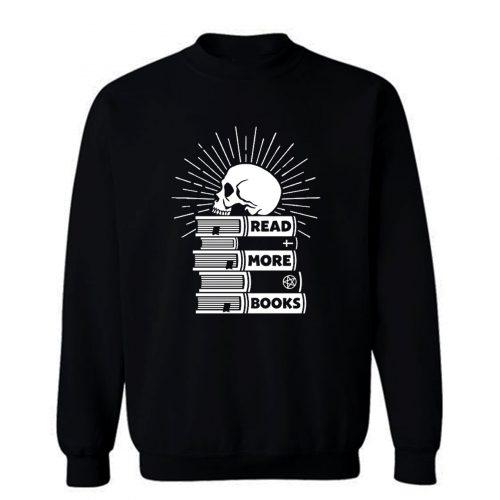 Read More Books Sweatshirt