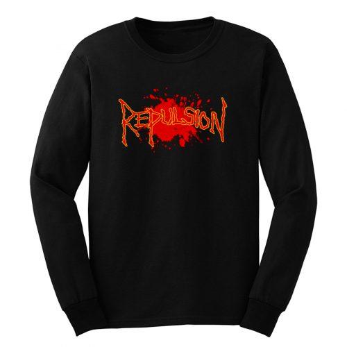 Repulsion Death Metalcore Long Sleeve