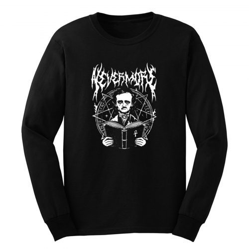 Rocking Nevermore Long Sleeve