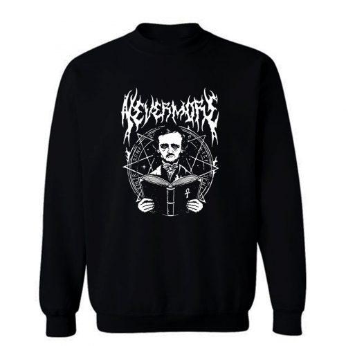 Rocking Nevermore Sweatshirt