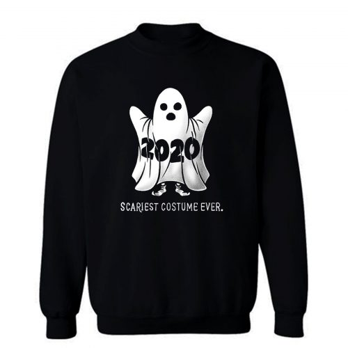 Scariest Costume Ever Sweatshirt