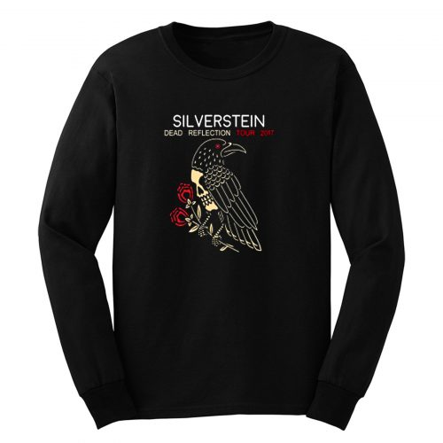 Silverstein Dead Reflection Tour 2017 Long Sleeve