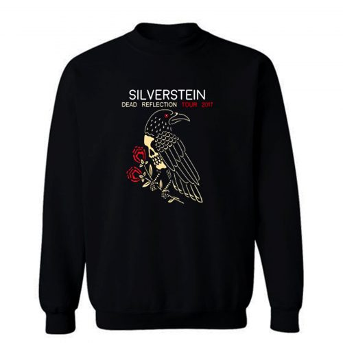 Silverstein Dead Reflection Tour 2017 Sweatshirt
