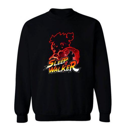 Sleep Walker Sweatshirt