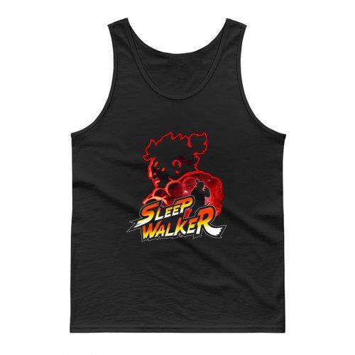 Sleep Walker Tank Top