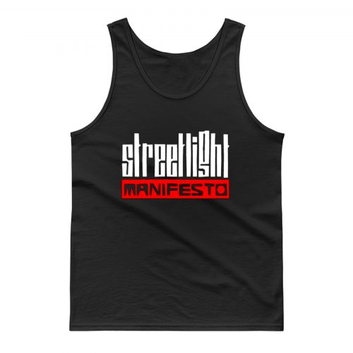 Streetlight Manifesto Tank Top